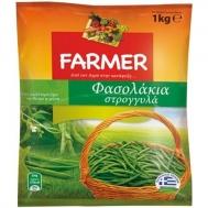 FARMER ΦΑΣΟΛΑΚΙΑ ΣΤΡΟΓΓΥΛΑ ΚΤΨ 1ΚΙΛΟ