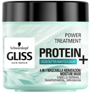 GLISS POWER COCOA ΜΑΣΚΑ ΜΑΛΛΙΩΝ 400ML