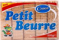 CROCO ΜΠΙΣΚΟΤΟ PETIT BEURRE 5x100ΓΡ