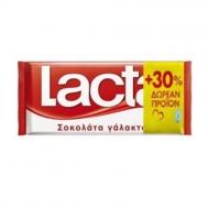 LACTA ΣΟΚΟΛΑΤΑ 110gr. (+30% ΠΡΟΪΟΝ)