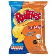 RUFFLES BARBEQUE 105GR
