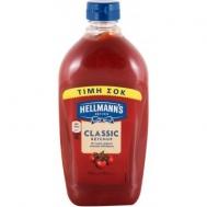 HELLMANNS CLASSIC KETCHUP 840GR