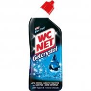 WC NET GEL CRYSTAL BLUE FRESH 750ML