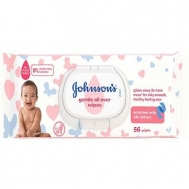JOHNSONS ΜΩΡΟΜΑΝΤΗΛΑ GENTLE ALL OVER 56ΤΕΜ