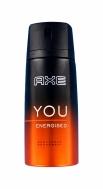 AXE BODY SPRAY YOU ENERGIZED 150ml