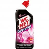 WC NET GEL CRYSTAL PINK FLOWERS 750ML