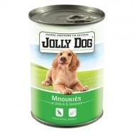 JOLLY DOG ΣΚΥΛΟΥ ΒΟΔΙΝΟ/ΛΑΧΑΝ 405ΓΡ (EASY OPEN)