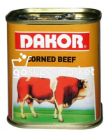 DAKOR CORNED BEEF 340ΓΡ