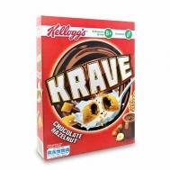KELLOGGS KRAVE CHOCO NUT 375GR