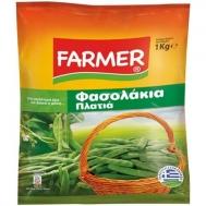 FARMER ΦΑΣΟΛΑΚΙ ΠΛΑΤΥ 1ΚΙΛΟ ΚΤΨ