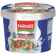 FARMER ΚΡΕΜΑ ΠΡΑΛΙΝΑ 400ΓΡ