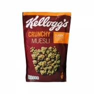 KELLOGGS CRUNCHY MUESLI CLASSIC 500GR