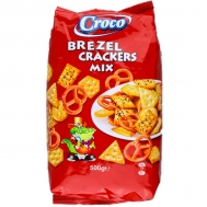 CROCO CRACKERS MIX 500GR