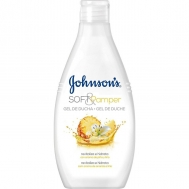 JOHNSONS SOFT&PAMPER ΑΦΡΟΛΟΥΤΡΟ 750ML