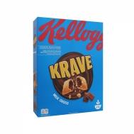 KELLOGGS KRAVE MILK CHOCO 375GR