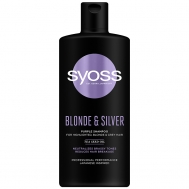 SYOSS SILVER BLOND ΣΑΜΠΟΥΑΝ 500ML