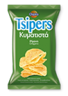 CHIPITA CHIPS ΡΙΓΑΝΗ 120ΓΡ