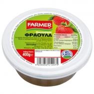 FARMER ΜΕΡΜΕΛΑΝΤΑ ΦΡΑΟΥΛΑ 400ΓΡ ΠΛΑΣΤΙΚΟ