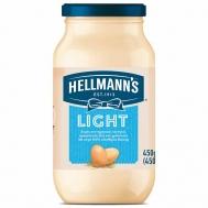 HELLMANNS ΜΑΓΙΟΝΕΖΑ REAL LIGHT 450GR